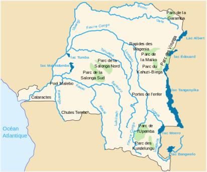 Parcs nationaux RDC