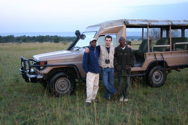 masai mara bud mumba